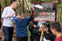 Clip: Bắt kẻ ngáo đá gây thảm sát chém chết 5 người chết ở Thái Nguyên