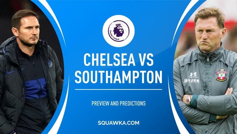 Trực tiếp Chelsea vs Southampton: Lấy quà ngày Boxing Day