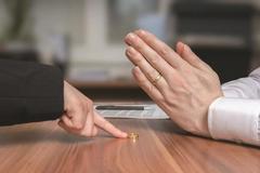 Thời điểm chấm dứt quan hệ hôn nhân
