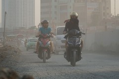Hanoi authorities attempt to address air pollution
