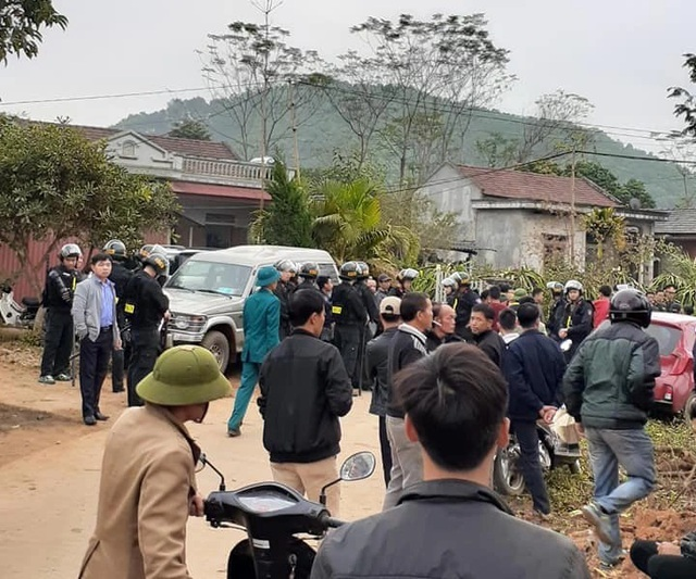 Five stabbed to death in family dispute in Thai Nguyen