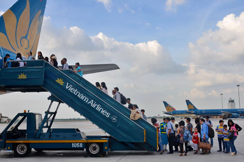 Tet air travel demand forecasted to rise 12% on-year