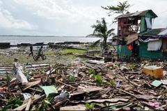 Giáng Sinh chết chóc ở Philippines, bão lớn khiến hơn 21 người chết