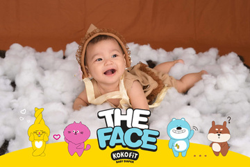 KOKOFiT tìm kiếm gương mặt thương hiệu là bé dưới 5 tuổi