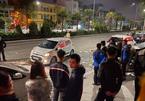 Ô tô phóng nhanh húc nữ lao công tử vong ở Quảng Ninh