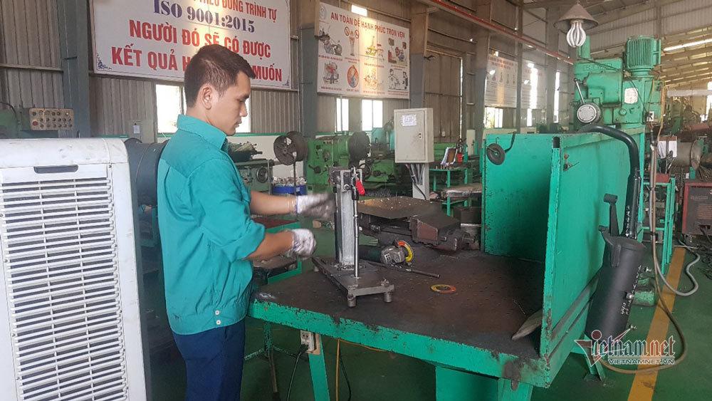 Công nghiệp chế biến chế tạo: Động lực chính cho phát triển kinh tế