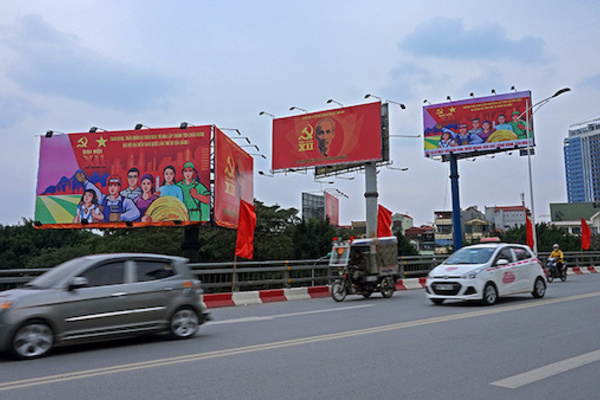 Vietnam's legal system on human rights getting better