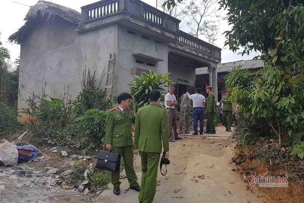 Khởi tố, bắt tạm giam nghi phạm đâm 5 người tử vong ở Thái Nguyên