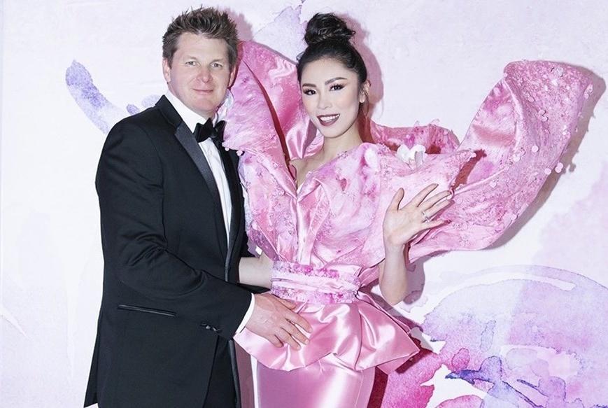 Hoa hậu Riyo Mori tới Việt Nam diễn vedette cho NTK Công Trí