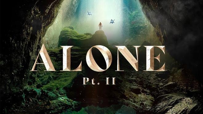 Hang Sơn Đoòng xuất hiện đầy mê ảo trong MV của Alan Walker