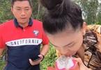 Kinh Quốc bị chỉ trích vì làm clip 'vung tiền thách nghệ sĩ thi ăn sống chết'