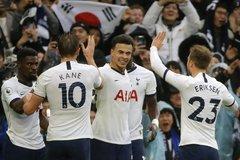 Mourinho truyền cảm hứng, Tottenham ngược dòng ấn tượng