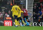 Bournemouth 1-0 Arsenal: Gosling xé lưới Pháo thủ (H1)