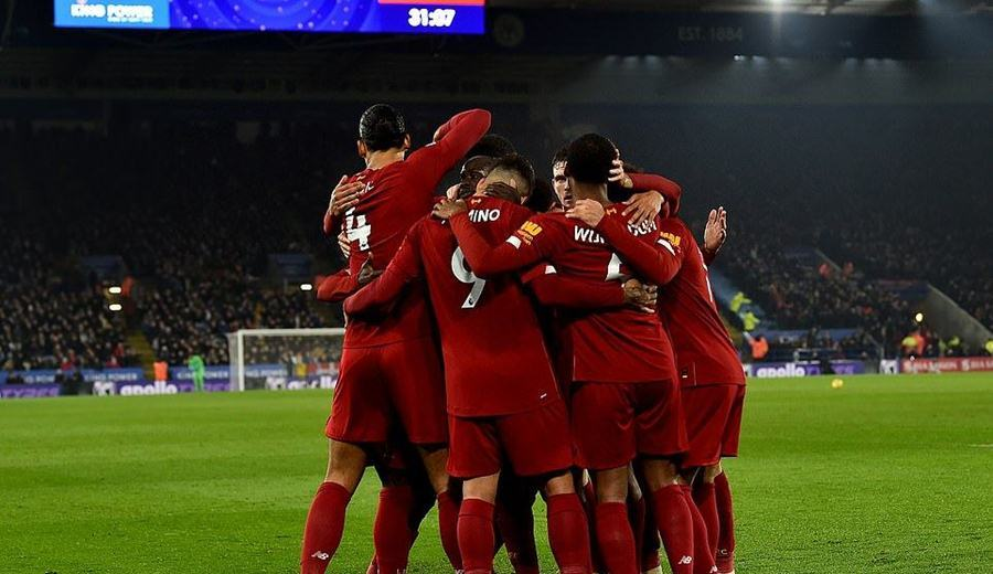Leicester vs Liverpool,Liverpool,Leicester