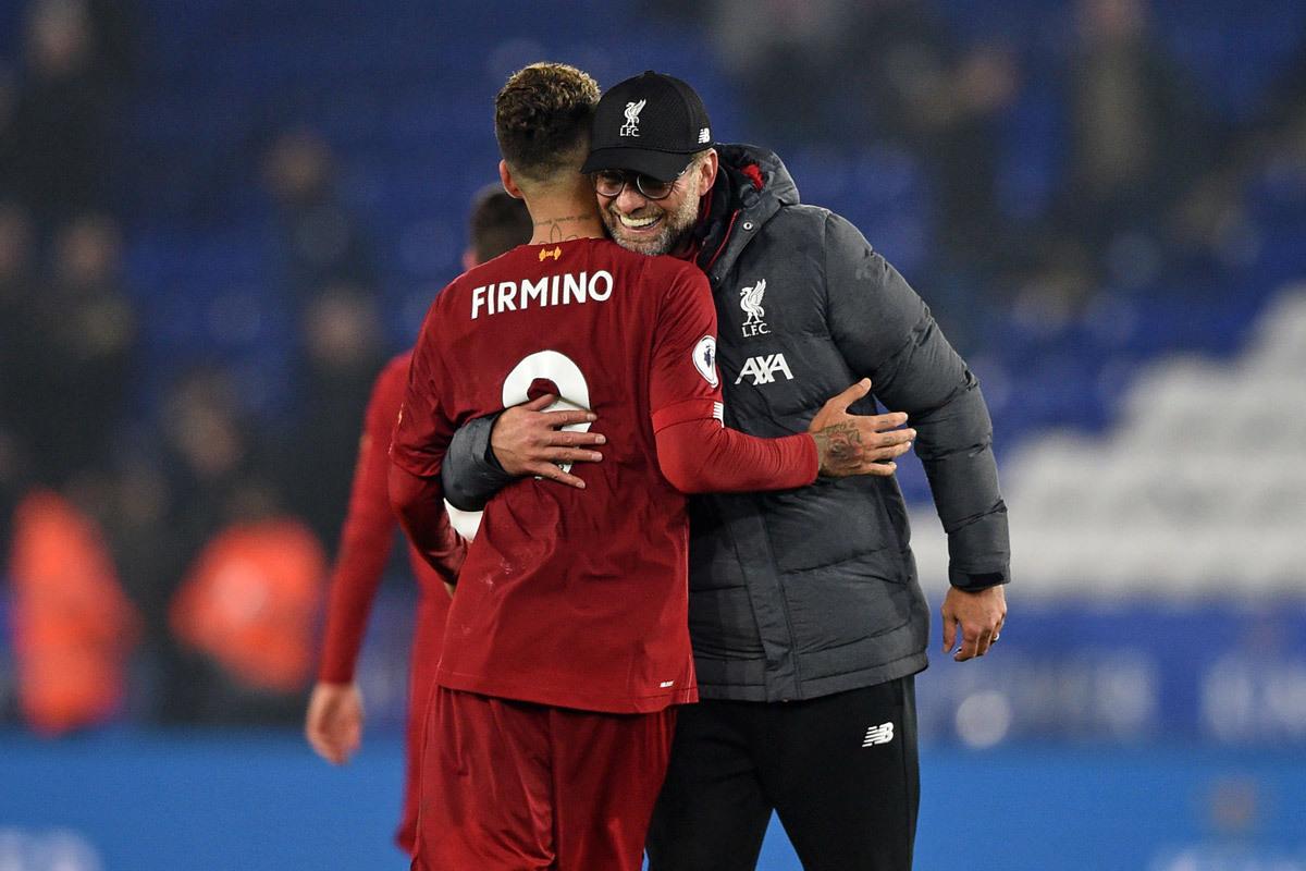 Liverpool đại thắng, hãy trao vương miện cho Klopp!
