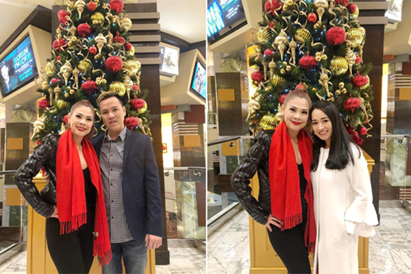 Quỳnh Nga thả dáng ở resort triệu đô của Lý Nhã Kỳ