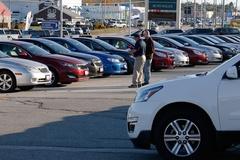 Khủng hoảng phủ bóng thị trường ôtô toàn cầu