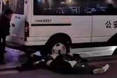 Hai nữ sinh chết thảm vì người nhảy lầu rơi trúng