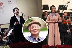 Hai tình khúc của nhạc sĩ Nguyễn Văn Tý từng vang lên tại Điều còn mãi