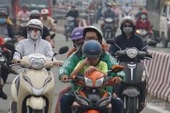 Hạn chế phương tiện cá nhân để giảm thiểu bụi