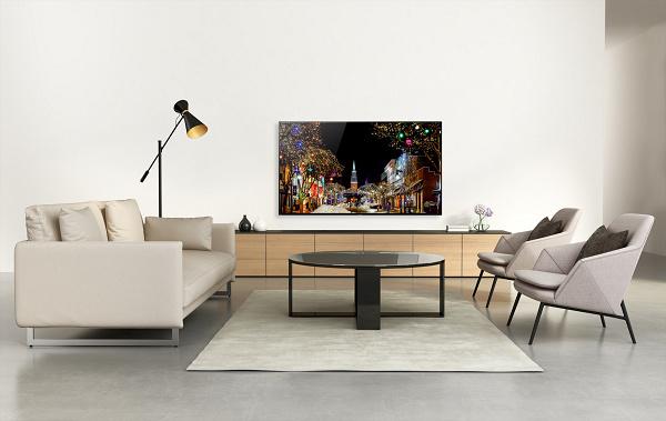 Cuối năm, tivi màn hình lớn đắt khách