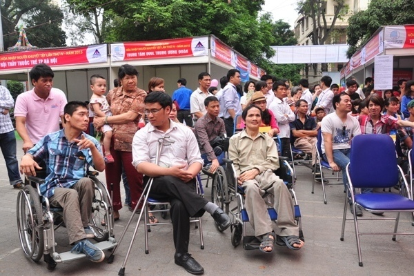 Vietnam actively implements Convention on the rights of people with disabilities