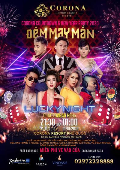 đại tiệc âm nhạc Countdown,Dương Triệu Vũ,Will