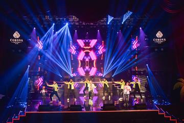 Dương Triệu Vũ, Will cùng khuấy động đại tiệc âm nhạc Countdown ở Phú Quốc