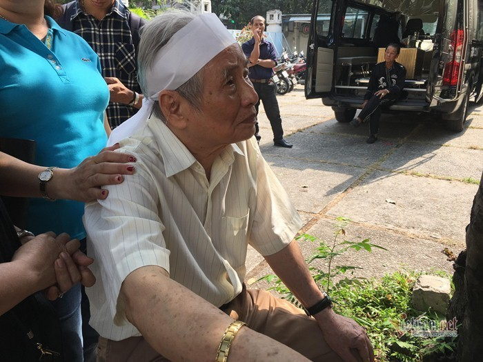 Con gái nhạc sĩ Nguyễn Văn Tý: Cha tôi đi rất nhanh, thanh thản