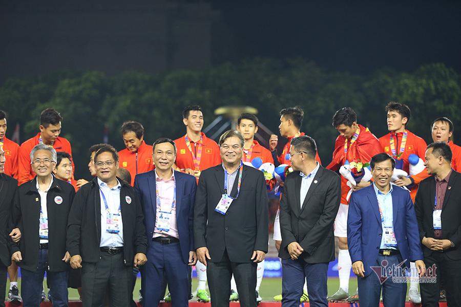 Phó Chủ tịch VFF: Thầy Park sẽ cùng U23 Việt Nam tạo thêm kỳ tích