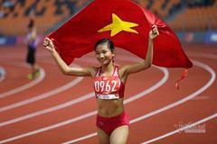 VĐV Việt Nam nhận thêm tin vui sau SEA Games
