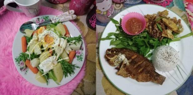 Cô gái trẻ giảm 40kg trong 8 tháng nhờ bí quyết ăn uống lạ