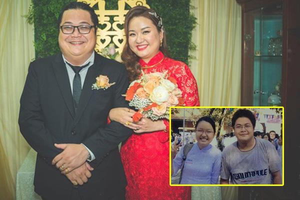 Sao nhí phim 'Kính vạn hoa' làm đám cưới với mối tình 13 năm