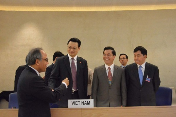 Human right-related foreign affairs contribute to empowering Vietnam's position in the world