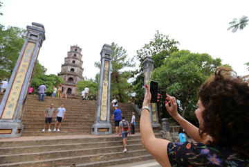 Literature tourism could be just write for Hue