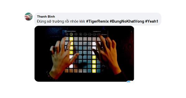 Đa sắc màu trong 'Tìm kiếm tài năng âm nhạc - Tiger Remix 2020'