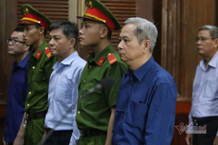 Vũ 'nhôm' thâu tóm đất công, ông Nguyễn Hữu Tín bị đề nghị 7-8 năm tù