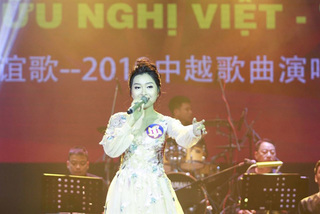 Singing contest strengthens friendship between Vietnam, China