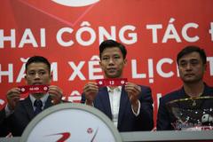 Lịch thi đấu V-League: Hai Phương án chờ... U23 Việt Nam