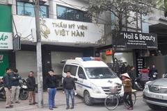Người đàn ông 43 tuổi tử vong khi đến thẩm mỹ viện ở Hà Nội hút mỡ bụng