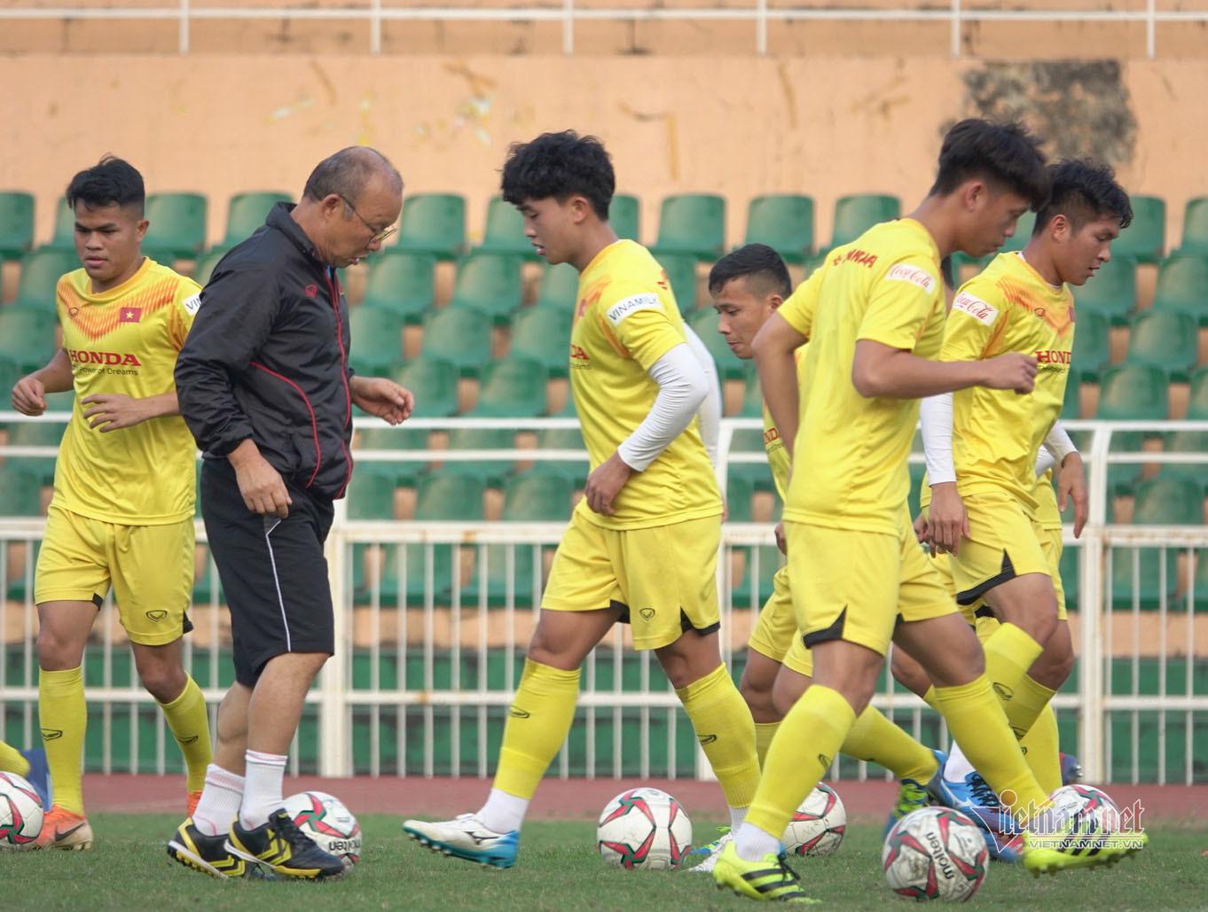AFC: U23 Việt Nam tài năng, là ứng viên vô địch U23 châu Á