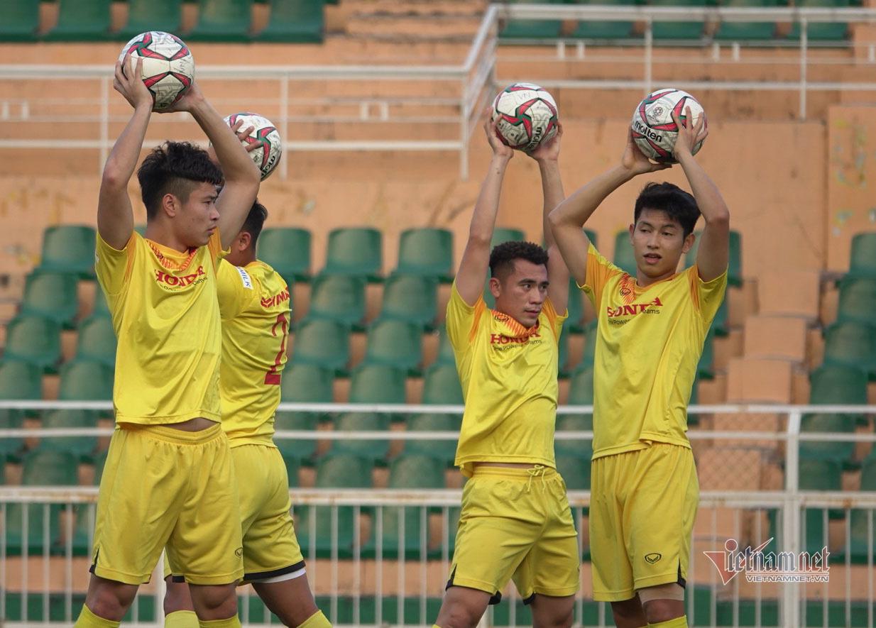 U23 Việt Nam: Thầy Park chốt đội hình, dùng sơ đồ lợi hại