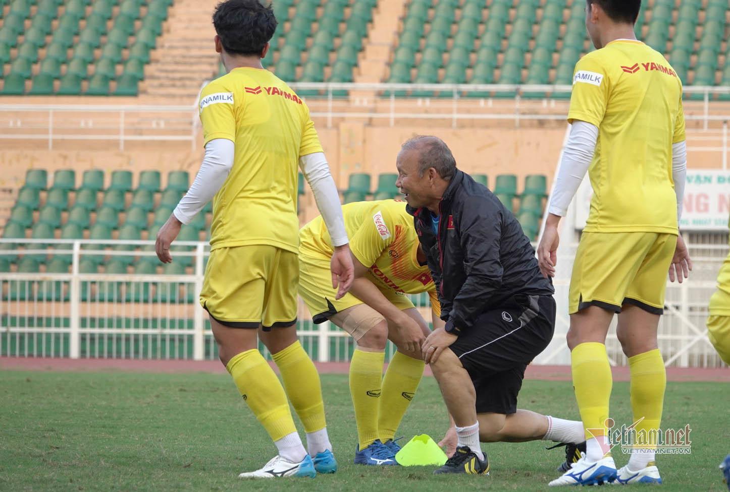 Thầy Park 'cà khịa' học trò và cái kết không nhịn được cười