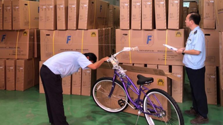 Cả dây doanh nghiệp Trung Quốc 'đội lốt' hàng Việt xuất đi Mỹ