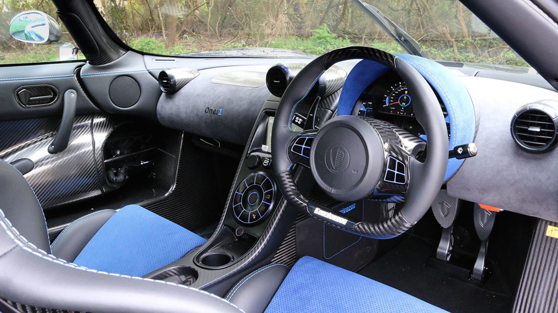 Xe cũ hàng hiếm Koenigsegg One:1 rao giá kỷ lục 167 tỷ đồng