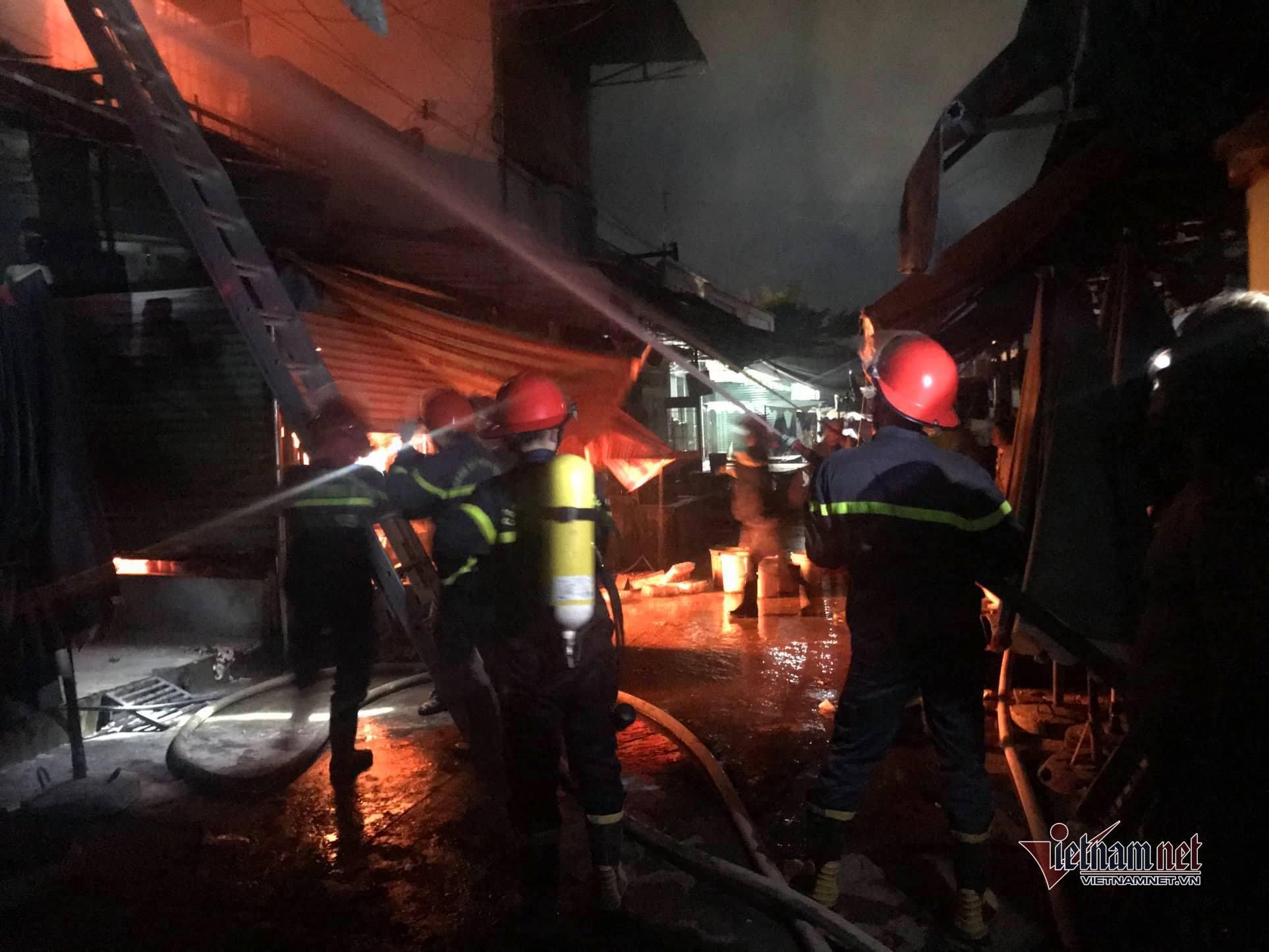Cháy tiệm tạp hóa ở Tây Ninh, chủ nhà chết thảm