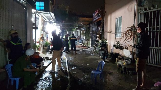 Hai thi thể trong homestay cháy rụi ở Phú Quốc
