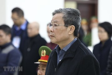Ông Nguyễn Bắc Son lĩnh án chung thân