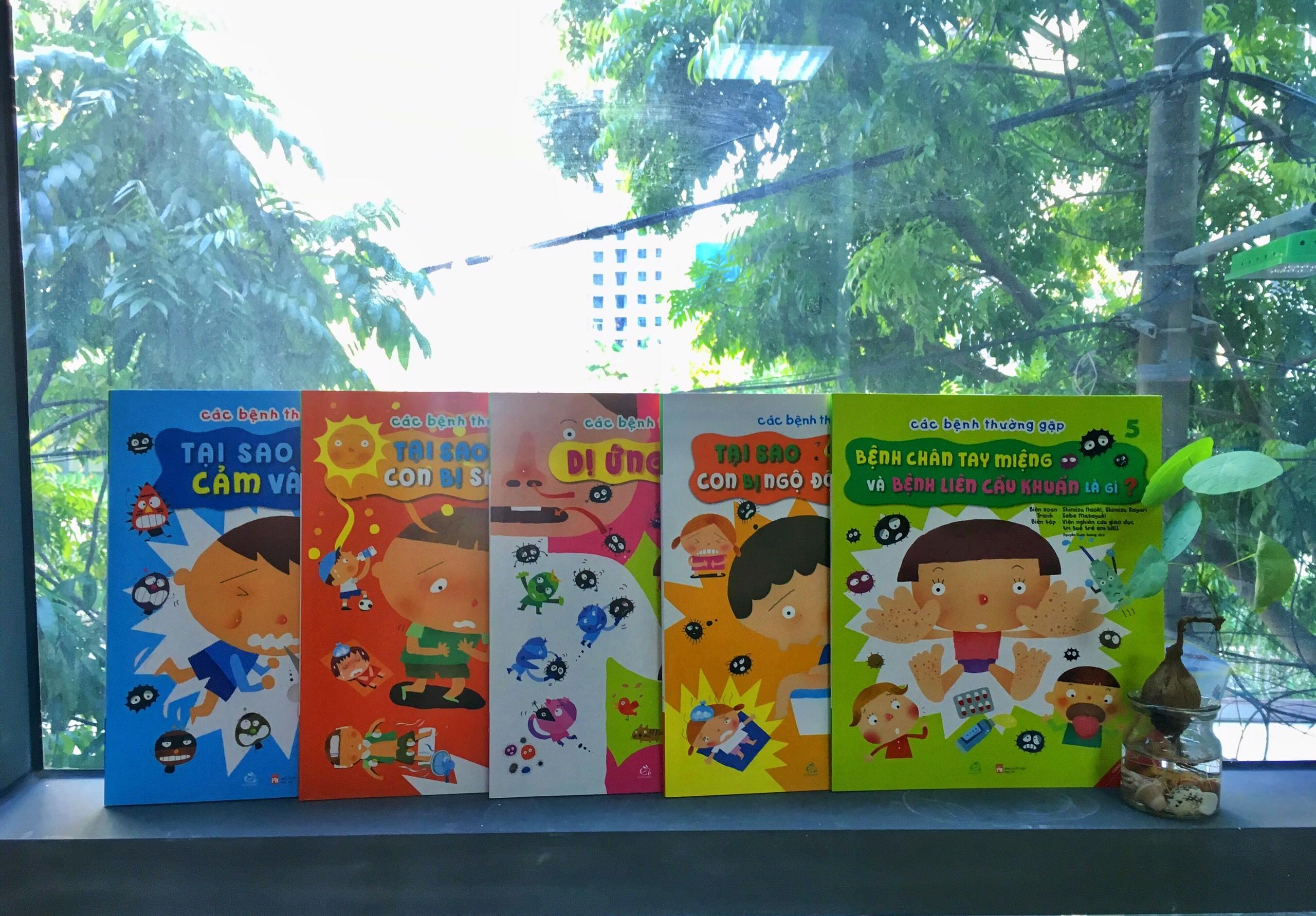 10 bộ sách Ehon Nhật Bản được yêu thích năm 2019