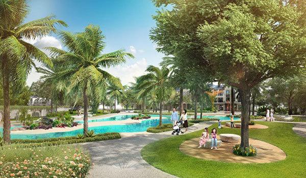 Verosa Park - thiết kế chắt lọc, đáp ứng gu thẩm mỹ thời thượng